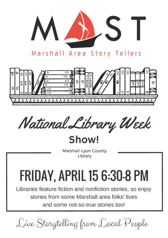 MAST Library Poster April 15-1